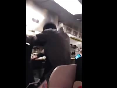 Waffle House Fight 2017