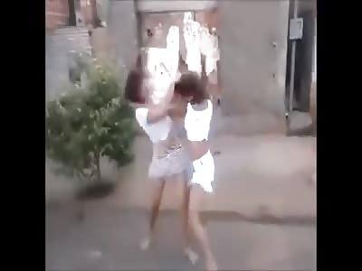 Fight in Brazil