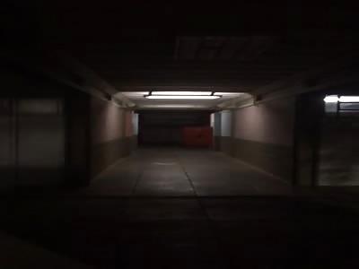 Haunted hospital in Brazil