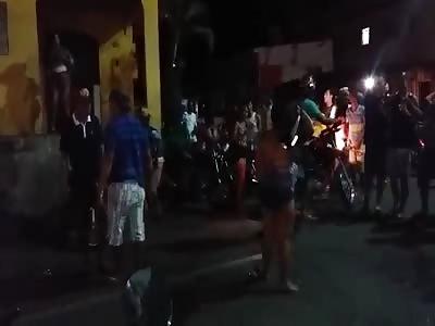 Rio de Janeiro is the cancer of Brazil