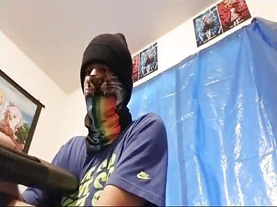 (Repost) cropped short version r9k loser blasting his head off
