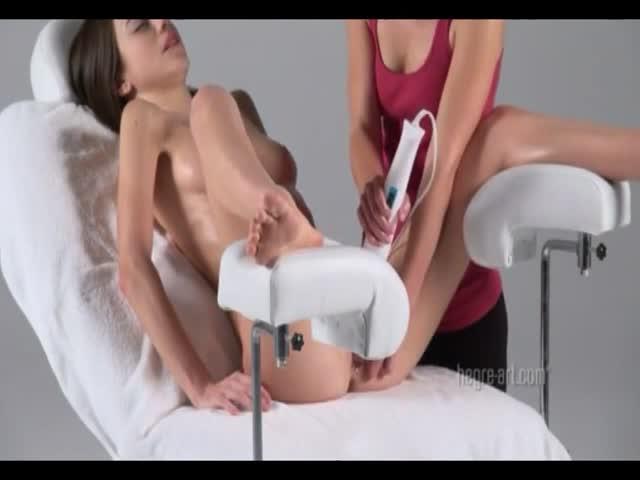 sexy massage tutorial