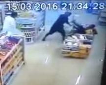 Man Stabbed Multiple Times in Supermarket