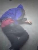 Blacks Jump Kid Head Stomping Him