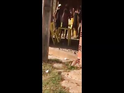 Brawl at a Local Brazilian Bar Turns Deadly
