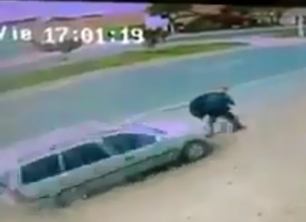 Homeless Man Killed by Speeding Car