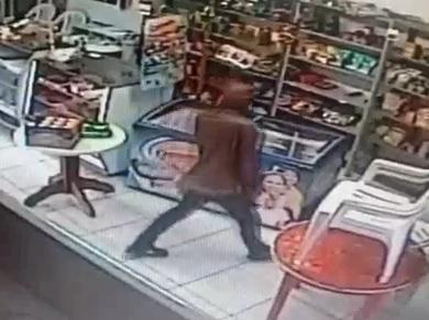 Casual CCTV Murder