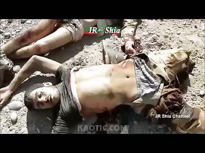 SYRIA DRONE FOOTAGE