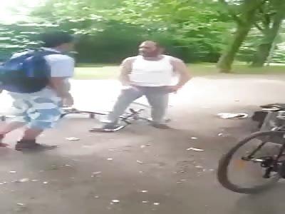 Kick KO