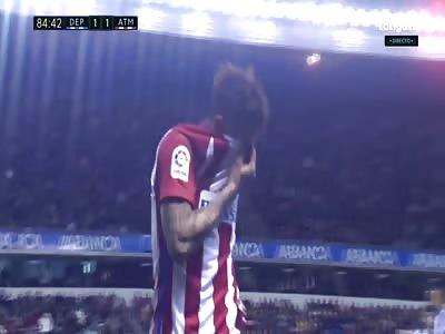 Fernando Torres Horrible Head Injury