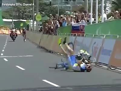 Bahman Golbarnezhad Iranian Paralympics Cyclist Dies in Crash