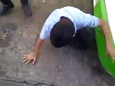 bully beatdown??