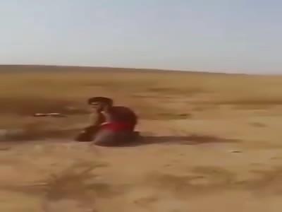 IRAQI ARMY 'TROLLING' ISIS MEMBER