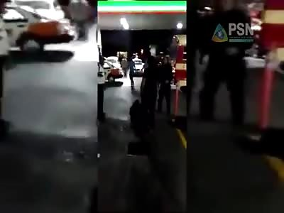 MACHETE STREET FIGHT (PELEA CALLEJERA A MACHETAZOS)