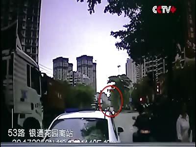 RECKLESS CAR KILLS TWO, INJURES THREE
