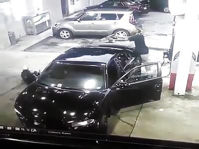 Gas Station Shootout.