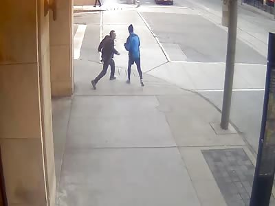 Paranoid Schizophrenic Mentally Ill Toronto Man Random Stabbing Strangers