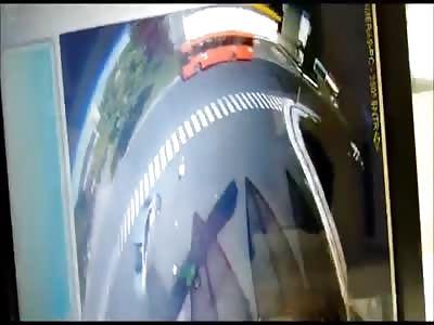 Man dies in motorcycle accident in Itajaí Brazil.