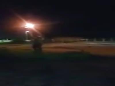 Young man shot dead