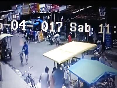 Video shows PM murder