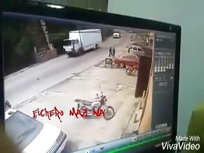 Spectacular shock