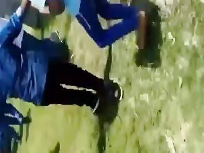 Ananda Wedisinghe Accident full video