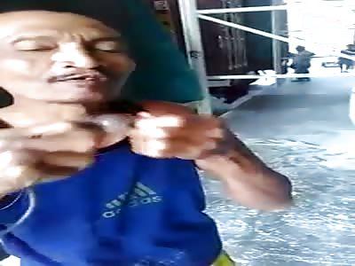 (Shocking) Mexican Eats Living Rat