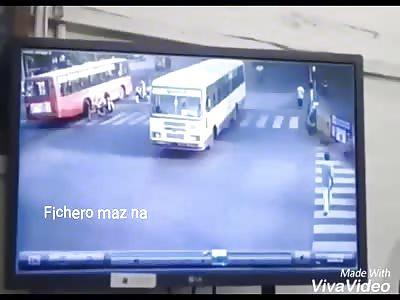 terrible accident