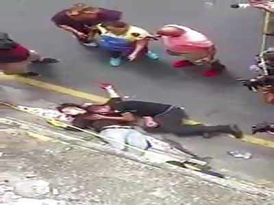 MURDER ON THE STREET