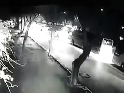 Suspected car bomb in Ankara