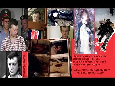 serial killers victims