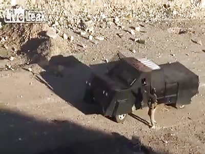 Broke in two car bomb attacks of daesh
