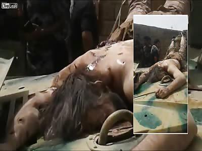 Daesh was scrambled