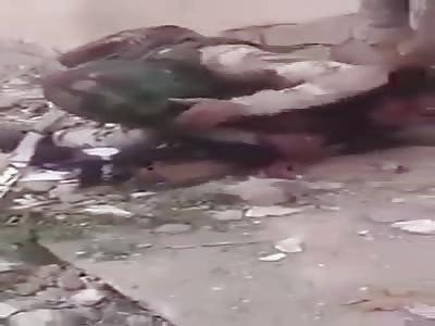 Daasha encounter captured in Fallujah battle broke terrorism