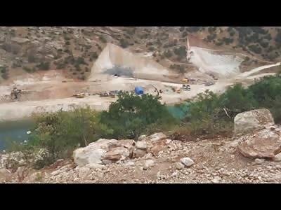 Amed Silvan Sabotaj Eylemi : Temmuz 2015