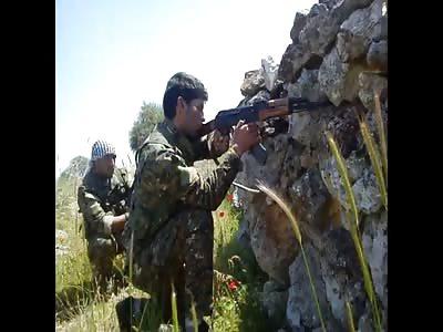 YPG كوردستان روج آفا