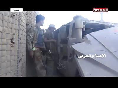 Yemeni Military Ops in Aseer and Najran