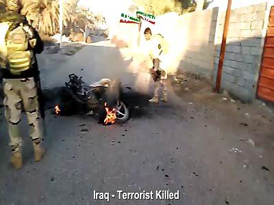 Iraq - ISIS Burned