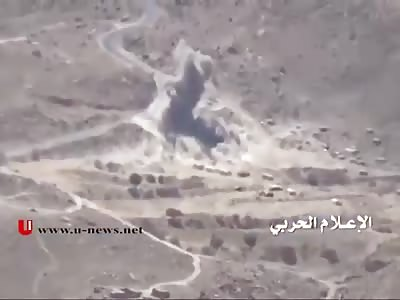 Yemen war:Houthi missile-strike on Saudi camp/Guerra Yemenita:Missili contro Sauditi