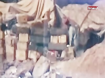 Yemeni poet presents the poem to rally popular Iraqi and Syrian army