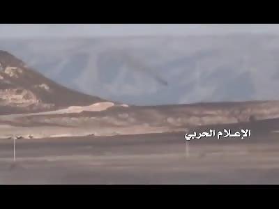 Abrams tank Demir led site Saudi Arabian terrace-Najran