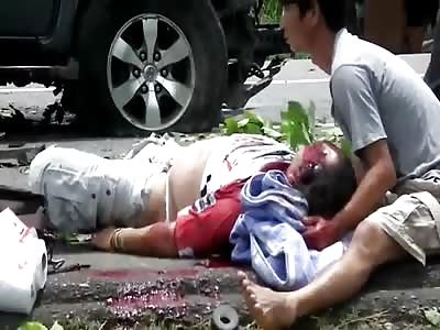 Video: Accident Scene