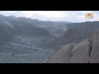 ANA Vehicles Ambushed By Taliban *ISIS Bonus Pics*