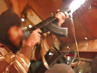 New ISIS (Libya) Combat Video
