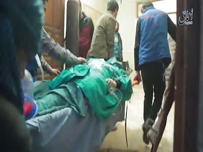 Turkish Army Killed many People of al Bab