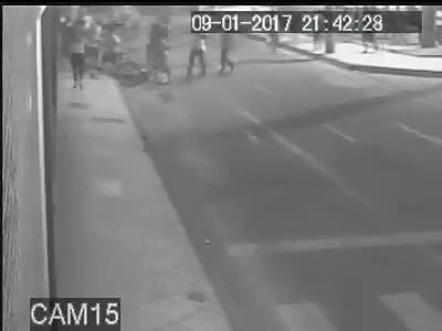 Man Shot Dead in the Night
