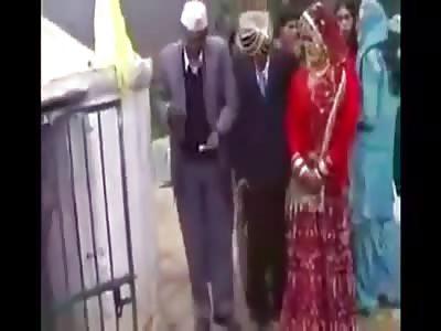 Dulha Pagal Ho Gaya (Wedding Groom gets mad)