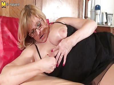 Granny still hungry for more love