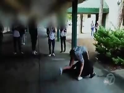 Boy Bullies School Girl on Social Media…. Schoolgirl Knows Mixed Martial Arts