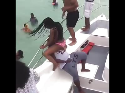 Dont Want No Sluts On My Boat